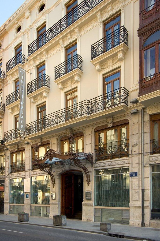 Hotel vincci palace en valencia web oficial - Hotel vincci palace en valencia ...